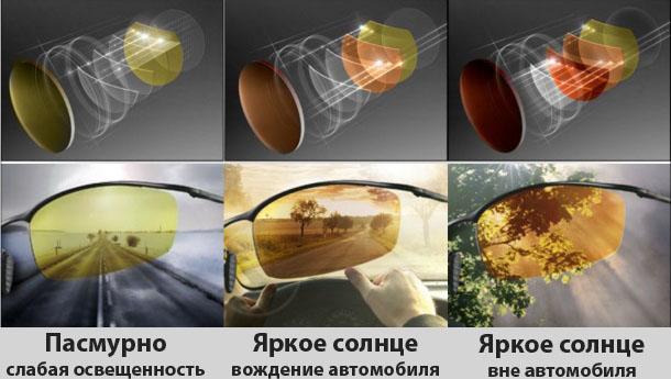 водительские очки фото