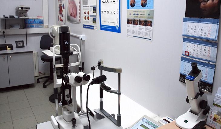 кабинет офтальмолога фото