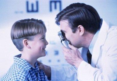 Прием детского офтальмолога в Подольске